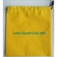 Captains Day Drawstring Bag