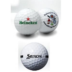 Srixon Logo Golf Balls
