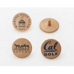 Wooden Ball Marker (Bulk)
