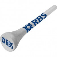 Printed Bamboo Golf Tees 1 Shank and Cup Colour 70mm