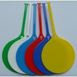 Flexi Tag Golf Bag Tags-Blank