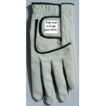Embroidered Golf Glove