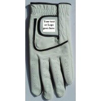 Embroidered Golf Glove