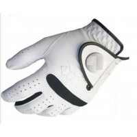 Golf Glove With Personalised Ball Marker