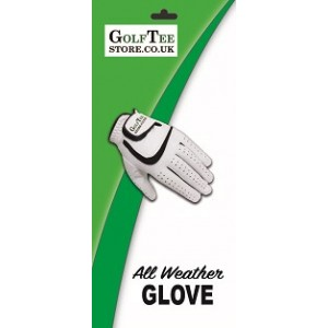 Personalised Golf Gloves With Personalised Sleeve