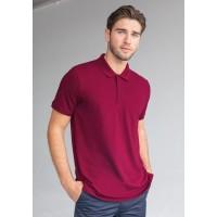 Embroidered Polo Shirt - Henbury 100% Cotton HB101