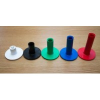 Driving Range Rubber Tees