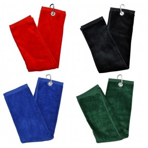 golf bag towel-plain