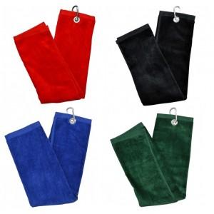 golf bag towel-plain
