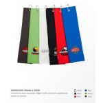 Waffle Golf Towel Embroidered