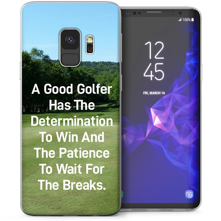 Mobile Phone Case Golf Design 10