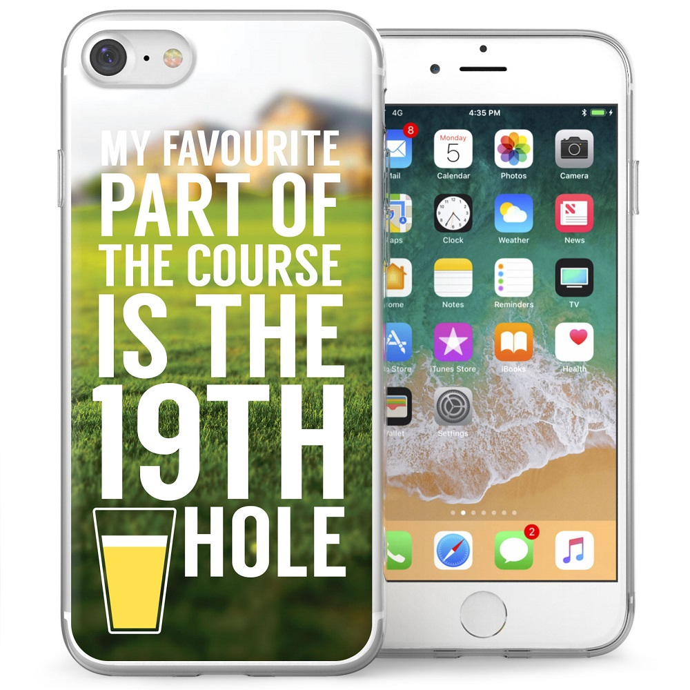 Mobile Phone Case Golf Design 13