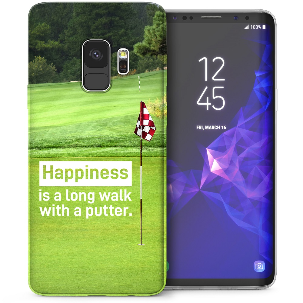 Mobile Phone Case Golf Design 4