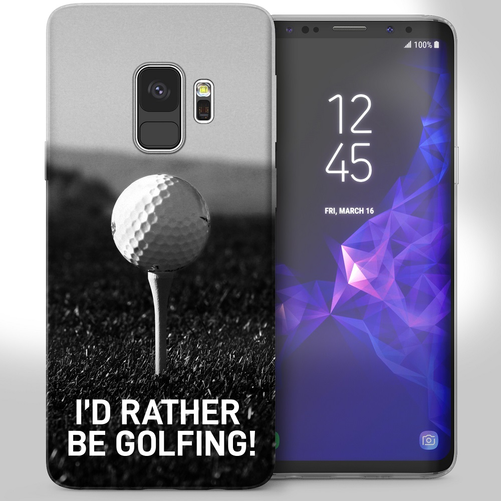 Mobile Phone Case Golf Design 5