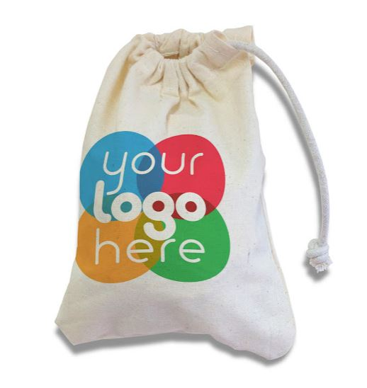 Golf Drawstring Pouch - Optional Contents