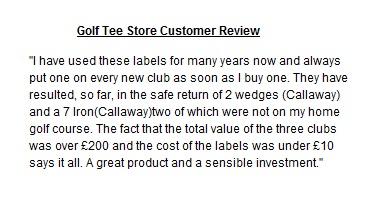 golfteestorecustomerreview