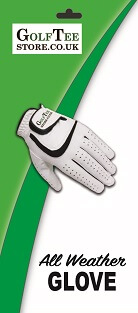 personalised golf glove and sleeve